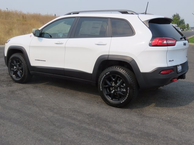 Findlay Nissan Post Falls >> New 2018 Jeep Cherokee Trailhawk 4D Sport Utility in Post Falls #J180021 | Findlay Auto Post Falls