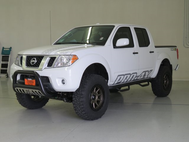 Jeep Certified Pre Owned 2 >> New 2018 Nissan Frontier PRO-4X 4D Crew Cab in Post Falls #N18107 | Findlay Auto Post Falls