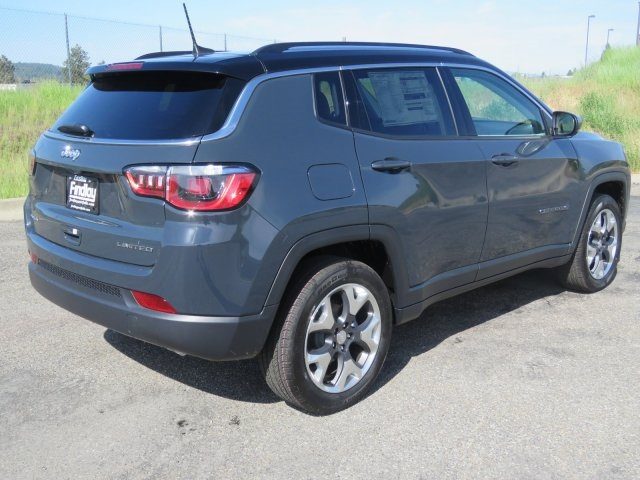 New 2017 Jeep Compass Limited 4d Sport Utility In Post