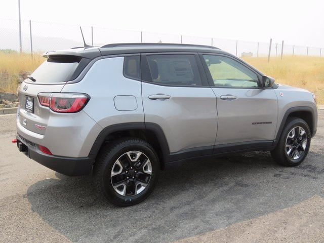 Findlay Nissan Post Falls >> New 2017 Jeep Compass Trailhawk 4D Sport Utility in Post Falls #J170389 | Findlay Auto Post Falls